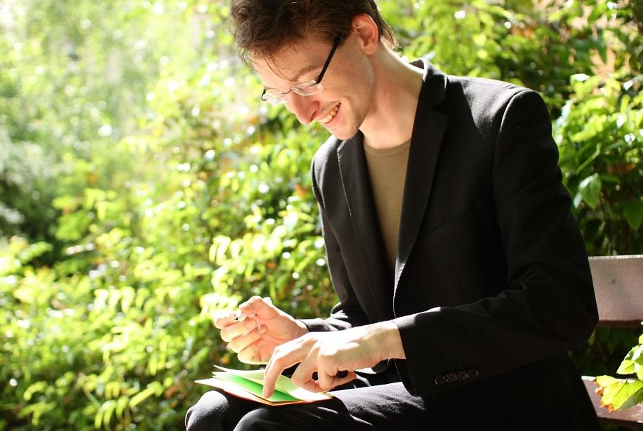 Mathias Lange von LernKompass Nachhilfe Dresden-Südvorstadt